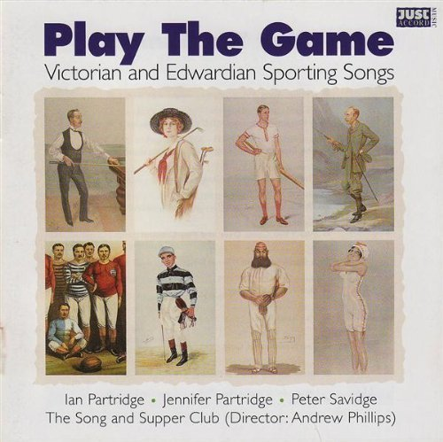 Play The Game Victorian & Edw Play The Game Victorian & Edw