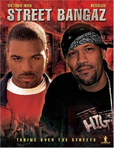 Street Bangaz Method Man Redman Ice Cube Nr