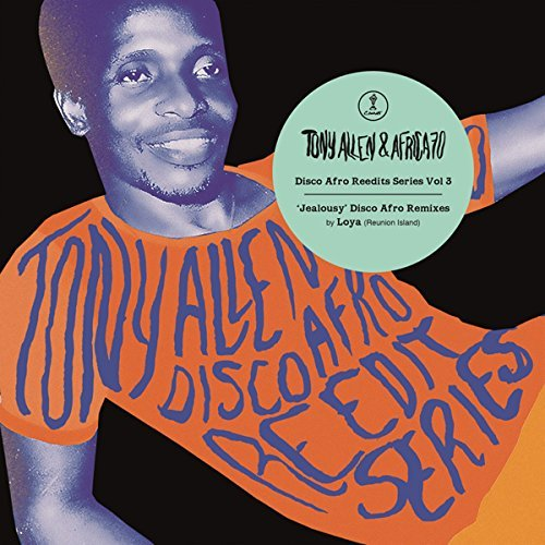 Tony Allen & Africa 70 Jealousy (disco Afro Reedits Series Vol. 3) 12""