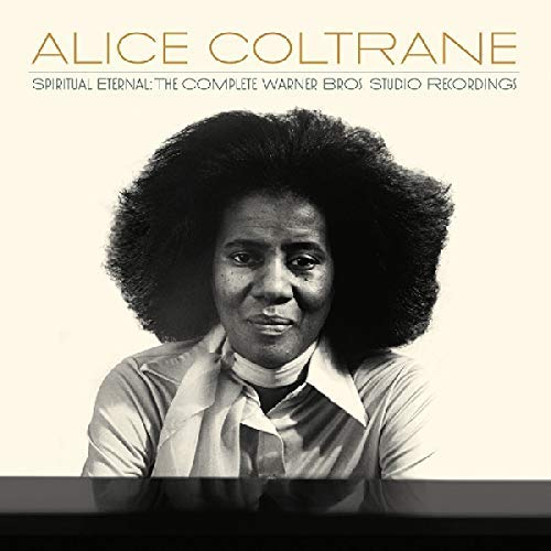 Alice Coltrane Spiritual Eternal The Complete Warner Bros. Studio Recordings 2cd