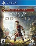 Ps4 Assassin's Creed Odyssey Deluxe Edition