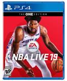 Ps4 Nba Live 19 The One Edition