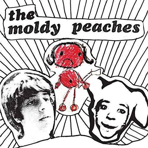 "Moldy Peaches The Moldy Peaches (red Vinyl +7"") Red Vinyl With 7"""