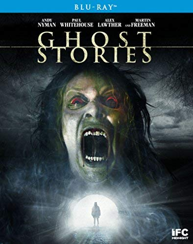 Ghost Stories Freeman Nyman Whitehouse Blu Ray Nr