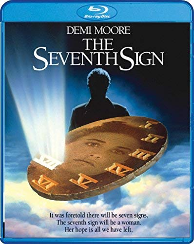 The Seventh Sign Moore Biehn Blu Ray R