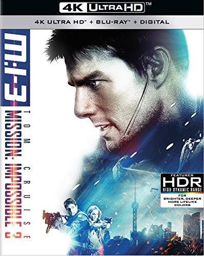 Mission Impossible 3/Cruise/Rhames/Fishburne@4KHD@PG13