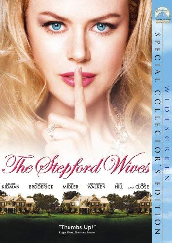 Stepford Wives Kidman Broderick Midler Close Ws Pg13