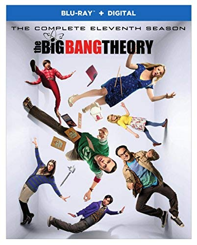 Big Bang Theory Season 11 Blu Ray