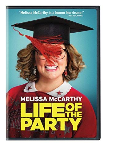 Life Of The Party Mccarthy Walsh Gordon DVD Pg13