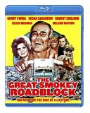 Great Smokey Roadblock Fonda Sarandon Englund Blu Ray Pg