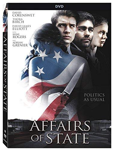 Affairs Of State Corenswet Birch Rogers Grenier DVD R