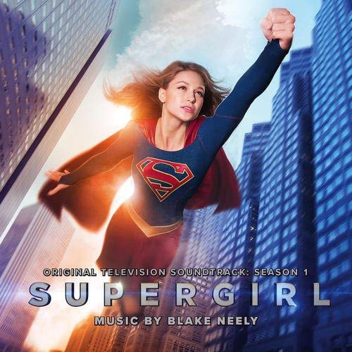 Supergirl Season 1 Ost Supergirl Season 1 Ost