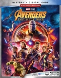 Avengers Infinity War Downey Jr. Pratt Hemsworth Evans Cumberbatch Blu Ray Dc Pg13