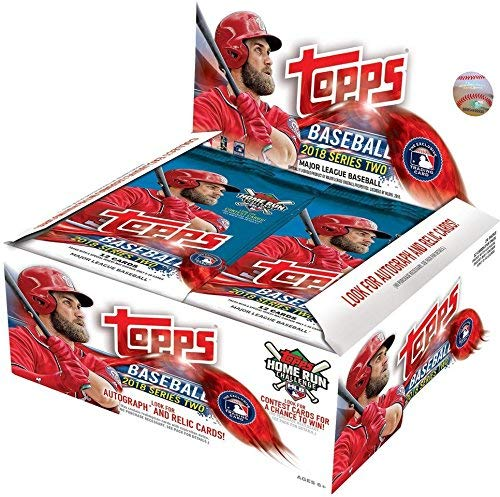Trading Cards Topps Mlb '18 Series 2