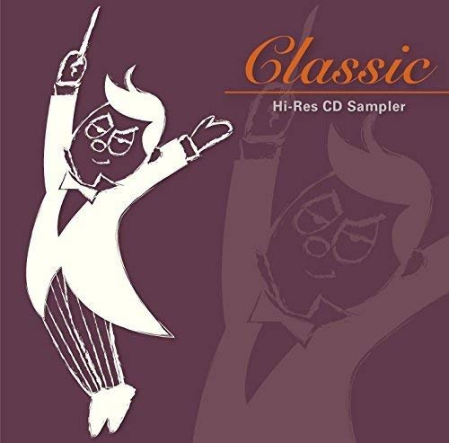 Various Artist/Mqa Uhq Classic Sampler