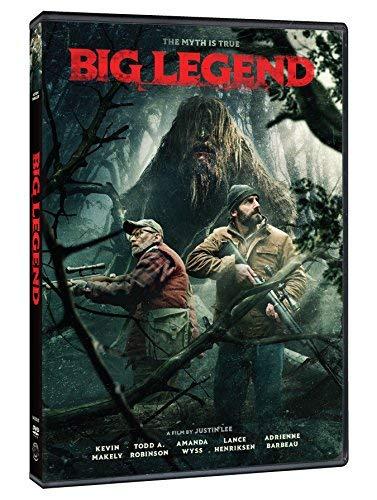 Big Legend/Makely/Robinson/Wyss@DVD@NR