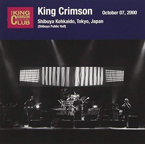 King Crimson/Collector's Club: 1995.10.12 O