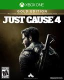Xbox One Just Cause 4 Gold Edition