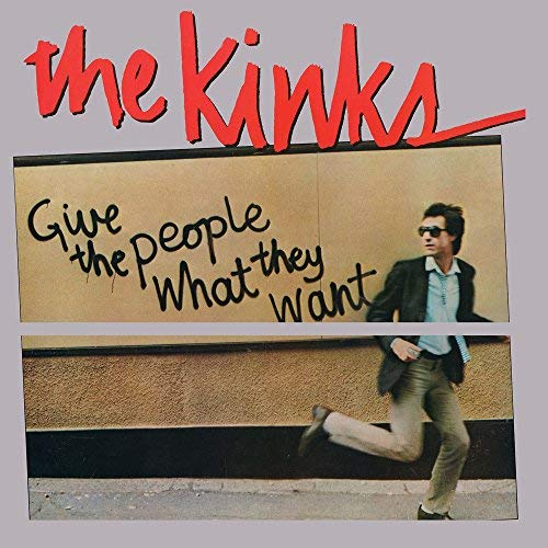 Kinks Give The People What They Want (clear Vinyl) 180g Vinyl