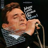 Johnny Cash Johnny Cash's Greatest Hits (180 Gram Audiophile Transluent Gold Vinyl Limited Anniversary Edition Gatefold Cover) 180g Audiophile Transluent Gold Vinyl