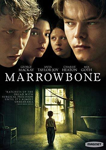 Marrowbone/MacKay/Taylor-Joy/Heaton/Goth@DVD@R