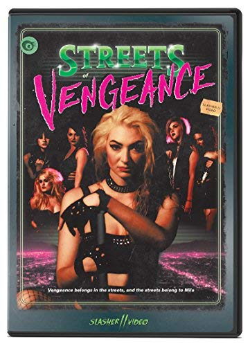 Streets Of Vengeance Mckinney To'omata Le Ney DVD Unrated