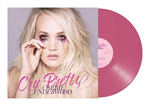 Carrie Underwood Cry Pretty (pink Vinyl) Pink Vinyl