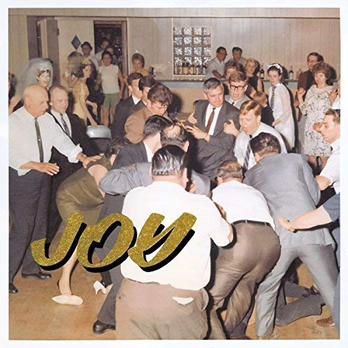 Idles Joy As An Act Of Resistance Deluxe Vinyl