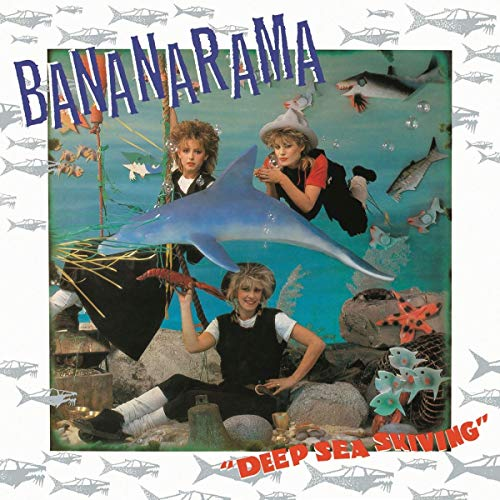 Bananarama Deep Sea Skiving