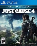 Ps4 Just Cause 4 (day 1)