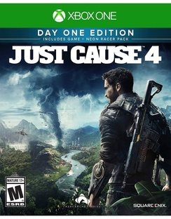 Xbox One Just Cause 4 (day 1)