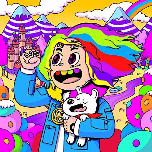 6ix9ine Day69 Graduation Day