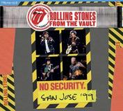 The Rolling Stones From The Vault No Security. San Jose 99 Bd 2cd Blu Ray 2cd Incl. Bonus DVD