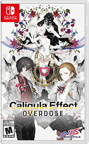 Nintendo Switch The Caligula Effect Overdose