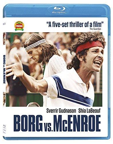 Borg vs. McEnroe/LaBeouf/Gudnason/Skarsgard@Blu-Ray@R