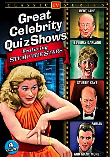 Great Celebrity Quiz Shows Fea Great Celebrity Quiz Shows Fea