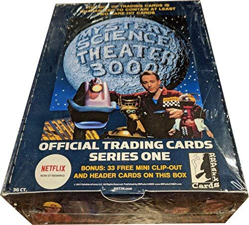 Trading Cards Mystery Science Theater 3000 Series 1