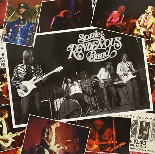 Sonic's Rendezvous Band Live 78 Lp