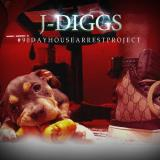 J Diggs #90dayhousearrestproject Explicit Version Amped Exclusive