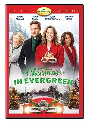 Christmas In Evergreen Williams Sears Robinson DVD G