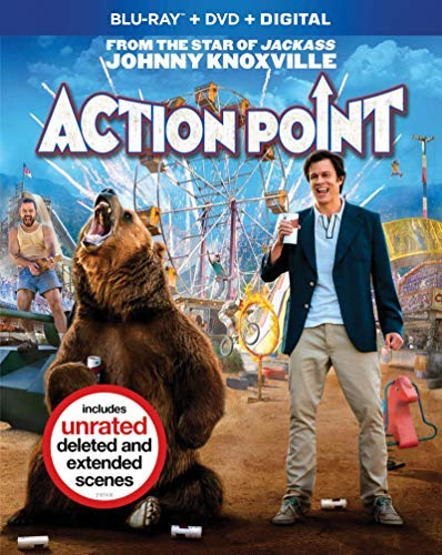 Action Point Knoxville Lundy Paine Yeagley Blu Ray DVD Dc R