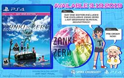Ps4 Zanki Zero Last Beginning