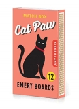 Emery Board Cat Paw Nail Files