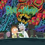 Rick & Morty The Rick & Morty Soundtrack Loser Edition Loser Edition 2xlp Green Blue Vinyl