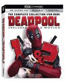 Deadpool Double Feature 4khd R