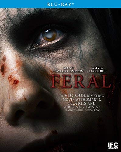 Feral Taylor Compton Luccardi Blu Ray Nr