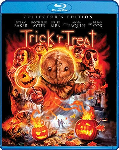 Trick 'r Treat (2009) Lord Cox Baker Bibb Blu Ray R