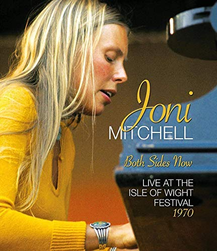 Joni Mitchell Both Sides Now Live At The Isle Of Wight Festival 1970