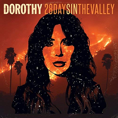 Dorothy 28 Days In The Valley (white Vinyl) Ltd To 500 Copies Ltd To 500