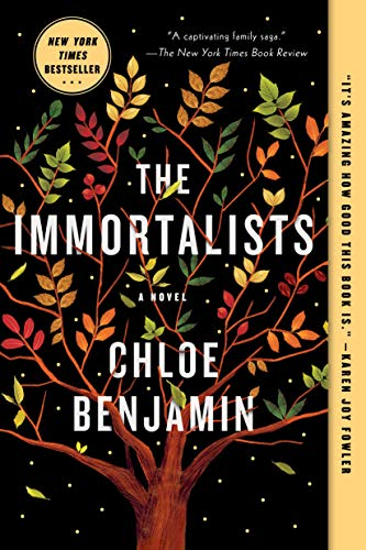Chloe Benjamin The Immortalists
